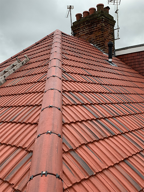 Re-Roof Herkomer Roofing 01