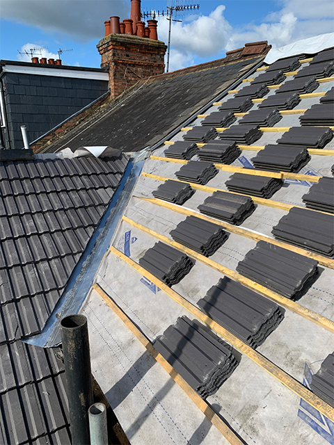 Re-Roof Herkomer Roofing 06