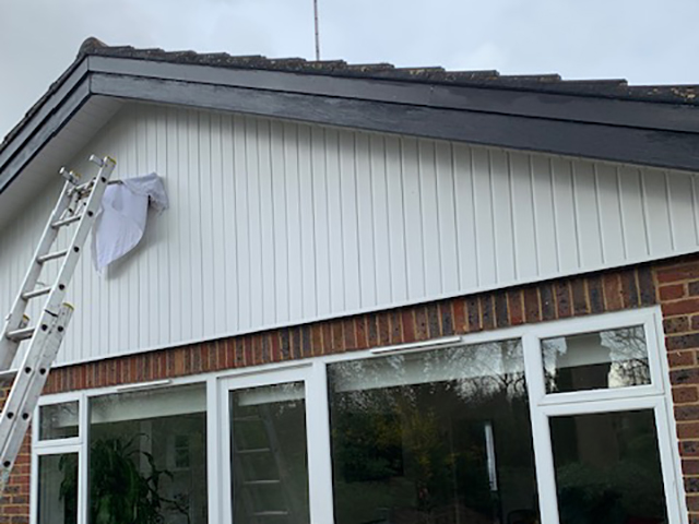 Fascias and Soffits and Cladding Herkomer Roofing