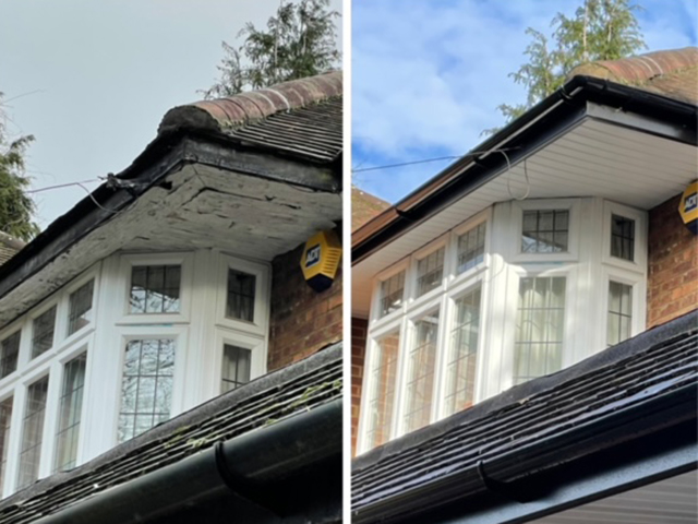 Fascias and Soffits and Guttering Herkomer Roofing